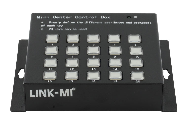 LINK-MI LM-MCC20 Mini Center Control Box